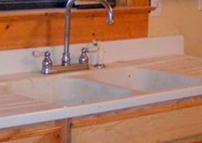 Display Kitchen Sink